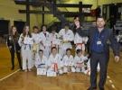 10 medali zdobyli najmłodsi karatecy w Libiążu
