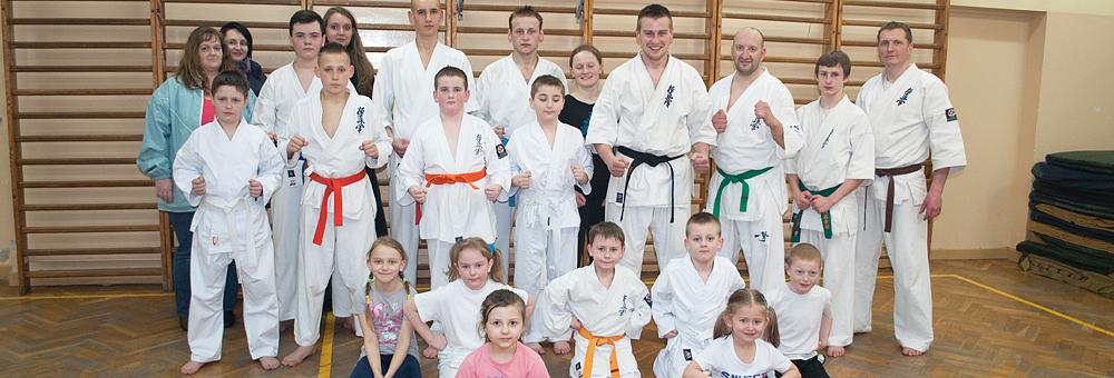 Łososina Górna Sekcja Karate Kyokushin