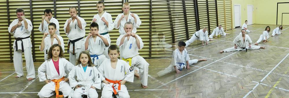Nowy Sącz Sekcja Kyokushin Karate