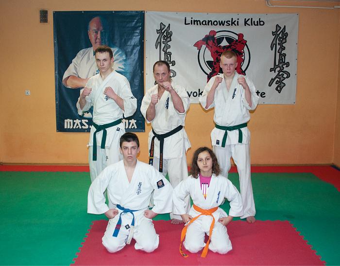 Sekcja Nowy Sącz - Kyokushin Karate
