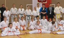 Pokaz Karate Kyokushin sekcja Łososina Górna