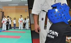 Trening dziecięcej grupy w Limanowej