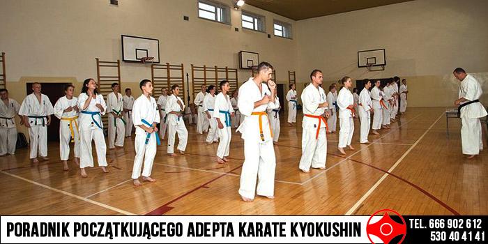 Poradnik adepta karate kyokushin