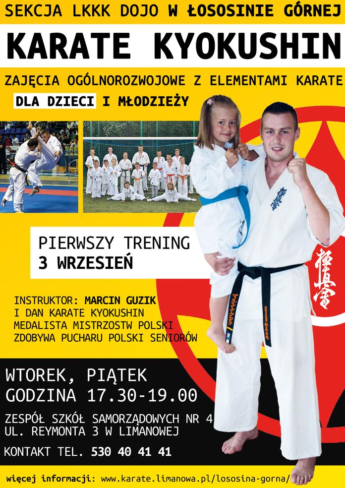 Zapisy Łososina Górna - Plakat