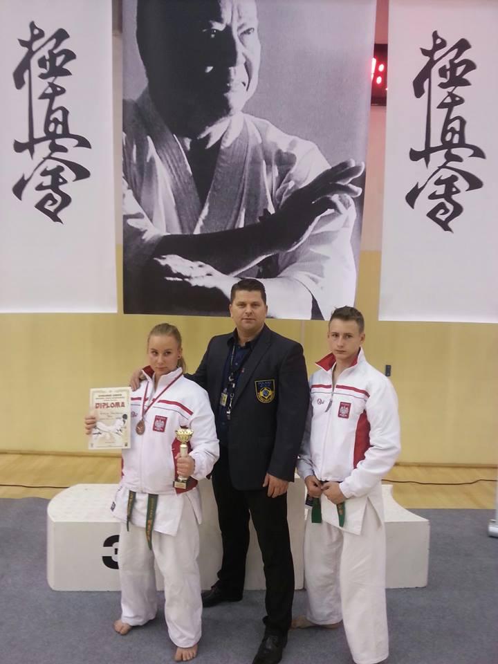 Brązowy medal Patrycji Kogutowicz
